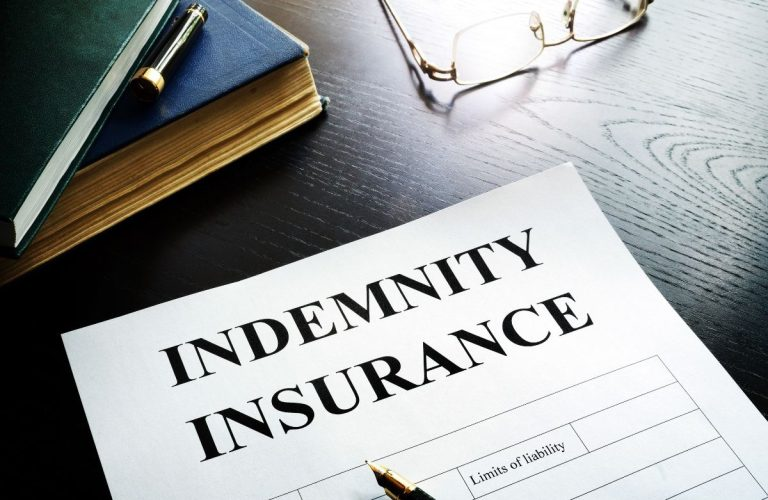 coverage of Indemnity Insurance